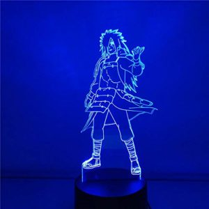 3D Led Lamps Kids Night Light Anime