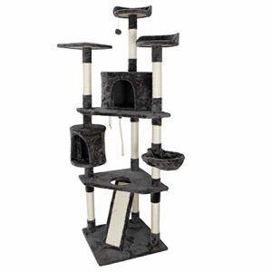 ZENY 79in Cat Trees with Sisal Scratching