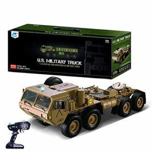 8WD Child Remote Control Military