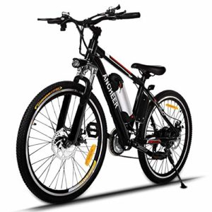 ANCHEER 500with250W Electric Bike Adult Electric Mountain