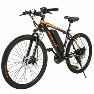 ANCHEER Electric Bike Commuter EBike 350W 26''