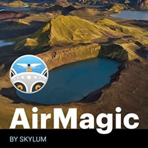 AirMagic - Automatic Drone Photo Enhancing Software