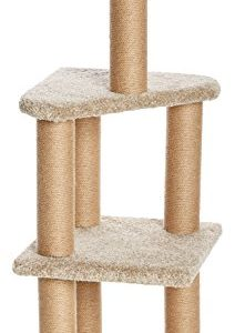 Amazon Basics Large Cat Condo Tree Tower