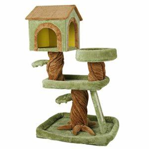 "Anbull Cat Tree Multi-Level 40"" Kitten Tree"