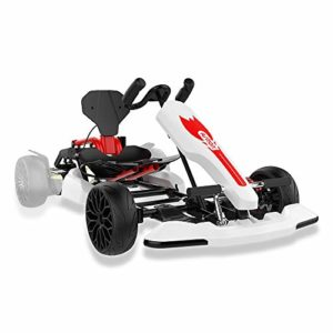 Asiton Attachment For Transforming Hoverboard Scooter