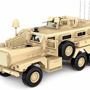 Bck RC Military Truck Waterproof