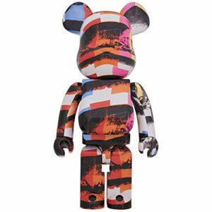 Bearbrick Andy Warhol The Last