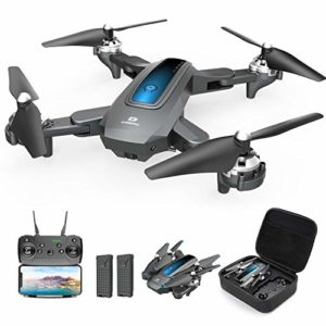 DEERC Drone with Camera 720P HD FPV
