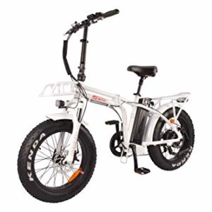 DJ Folding Bike 750W 48V 13Ah Power