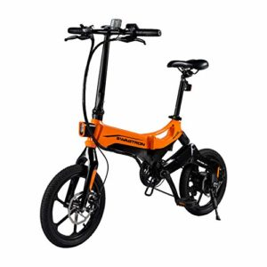 EB7 Elite Plus Folding Electric Bike with
