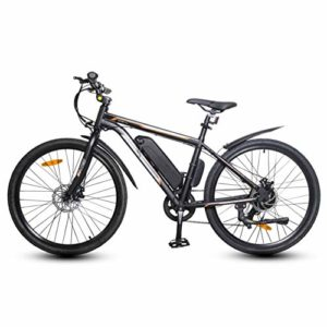 "ECOTRIC 26"" Electric Bicycle 350W Brushless Motor 36V/10AH"