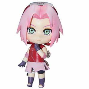 LJ-CLOOR Naruto Anime Action Figures Haruno Sakura