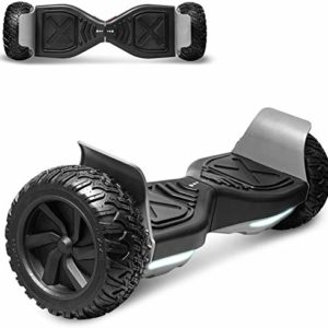 """Longtime All-Terrain Off-Road Hoverboard 8.5"""" Wheels"""