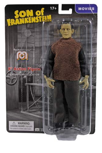 Mego Son of Frankenstein Movies Action Figures
