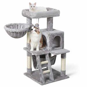 """Rabbitgoo Cat Tree 39"""" Cat Tower for"""