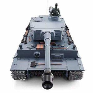 Slreeo German Tiger Heavy Remote