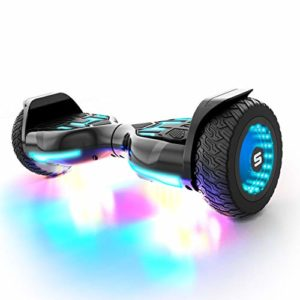 Swagtron SWAGBOARD Warrior XL Off-Road Bluetooth Hoverboard