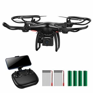 XZOLMO RC Drone with 720P 90° FOV