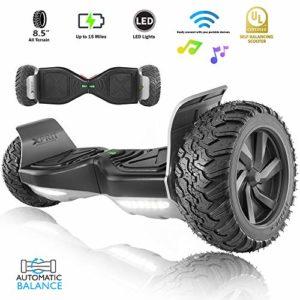 """Xprit 8.5"""" Wheel Hoverboard W/Wireless Speaker"""