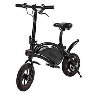 shaofu Folding Electric Bike– 350W 36V Electric