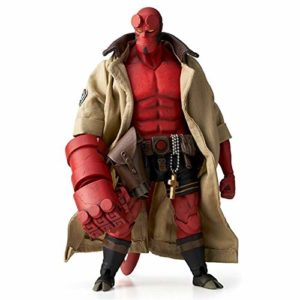 "xiaomeng Hellboy 44208 Scale Standard 7"" Action"