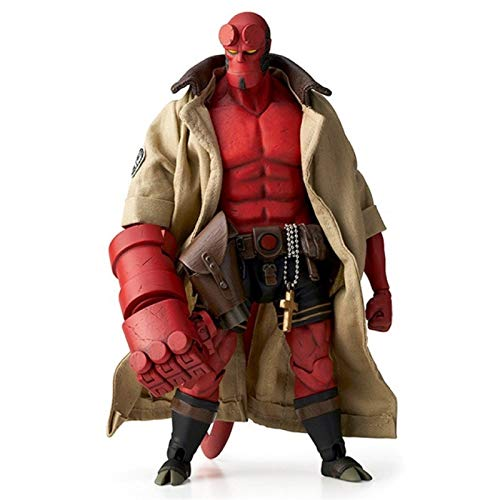 """xiaomeng Hellboy 44208 Scale Standard 7"""" Action"""