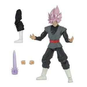 Dragon Ball Stars Goku Black Rose Action Figure