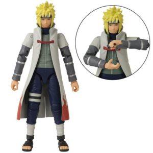 Naruto Anime Heroes Namikaze Minato Action Figure