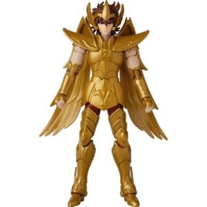 Knights of the Zodiac Anime Heroes Sagittarius Aiolos Figure