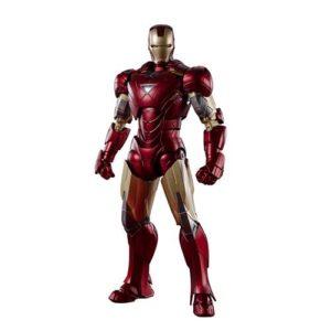 Avengers Iron Man Mark VI Battle of New York S.H.Figuarts