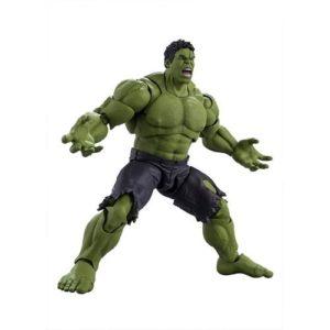 Avengers Hulk Avengers Assemble Edition S.H.Figuarts Figure