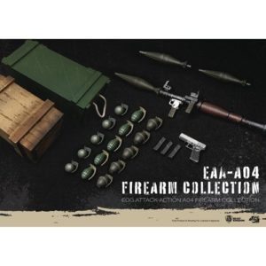 Beast Kingdom EAA-A04 Firearm Collection Figure Set