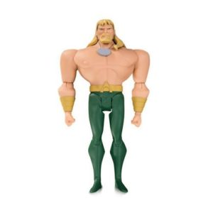 Justice League Animated TV Series Aquaman Figure