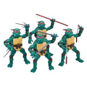 TMNT Ninja Elite Series Action Figure Set - PX