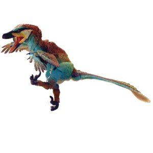 Beasts of Mesozoic Raptor Linheraptor Action Figure