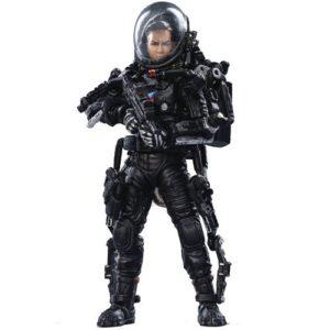 Joy Toy Wandering Earth Rescue Team Team Leader 1:18 Figure