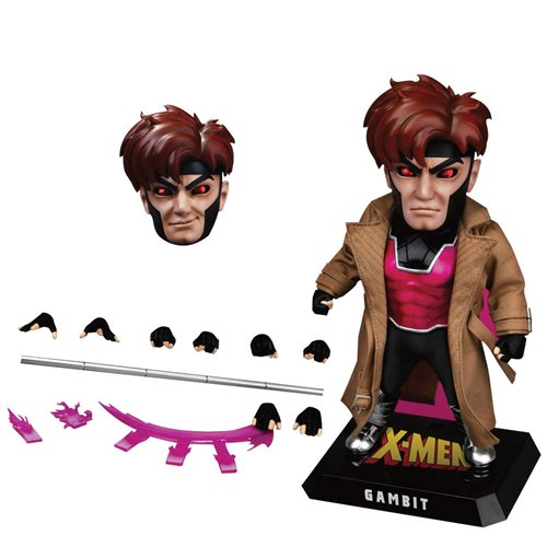 X-Men EAA-090 Gambit Action Figure - Previews Exclusive