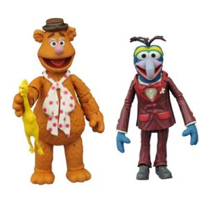 Muppets Best Of Series 1 Gonzo and Fozzie Figure 2-Pack