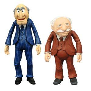 Muppets Best Of Series 2 Statler & Waldorf Figure 2-Pack