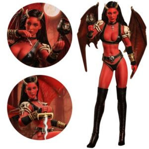 Purgatori 1:12 Scale Action Figure