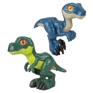 Fisher-Price Imaginext Jurassic World XL Dinosaur Case