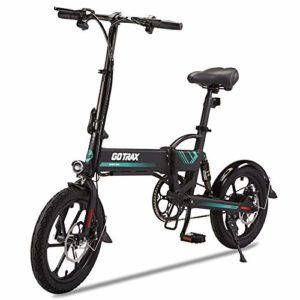 """Gotrax Folding Electric Bike 16"""""""