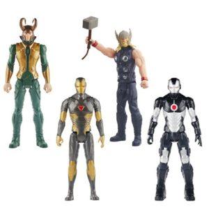 Avengers Endgame Titan Hero Series B Action Figure Wave 4