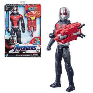 Avengers: Endgame Titan Hero Power FX Ant-Man 12-Inch Figure