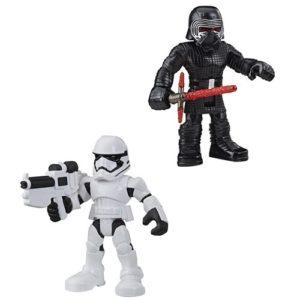 Star Wars Galactic Heroes Action Figures Wave 1 Set