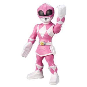 Power Rangers Mega Mighties Pink 10-Inch Action Figure
