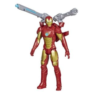 Avengers Titan Hero Series Blast Gear Iron Man Action Figure