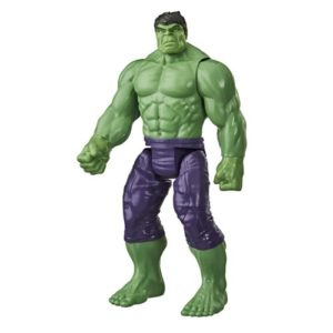 Avengers Titan Hero Deluxe Hulk 12-Inch Action Figure