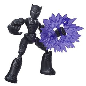Avengers Bend and Flex Black Panther Action Figure