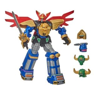 Power Rangers Lightning Zeo Megazord 12-Inch Action Figure
